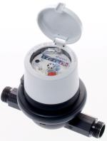 - DN 20, PN16  - 120 Einstrahl-Wohnungswasserzähler Trockenläufe - Leicht und einfach zu handhaben - Bestätigte physiologische Unbedenklichkeit der Materialien - Hohe Messgenauigkeit bei erweitertem Messbereich - Widerstandsfähig gegen Verunreinigungen und aggressives Wasser - Geräuscharmer Lauf - Vorbereitet für Nachrüstung des HRI zur Zählerfernauslesung (AMR) - Erfassung von geringsten Durchflüssen (für Qn 2,5-Zähler, Anlauf ab 2 l/h)