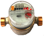 Einstrahl-Wasserzähler mit modularem Zählwerk und Option Kommunikations-Modul  - Modulares Zählwerk; vorbereitet für die Aufnahme eines elektronischen Kommunikationsmoduls - Residia-P  Puls-Modul - Residia-M  M-Bus-Modul - Base-R  Funkmodul, kompatibel zum Funk-System SENSUS Base - Option  Kommunikations-Modul werkseitig aufgebaut - Einstrahl-Volltrockenläufer mit Magnetkupplung - Schutz gegen externe Magnetfelder gemäß EN 14 154, jedoch über den gesamten Meßbereich; Als Kaltwasserzähler geeignet bis 30 °C; Als Warmwasserzähler geeignet bis 90 °C; Einbaulage beliebig; außer Über-Kopf-Lage Zählerkopf auf beste Ablese-Position ausrichtbar